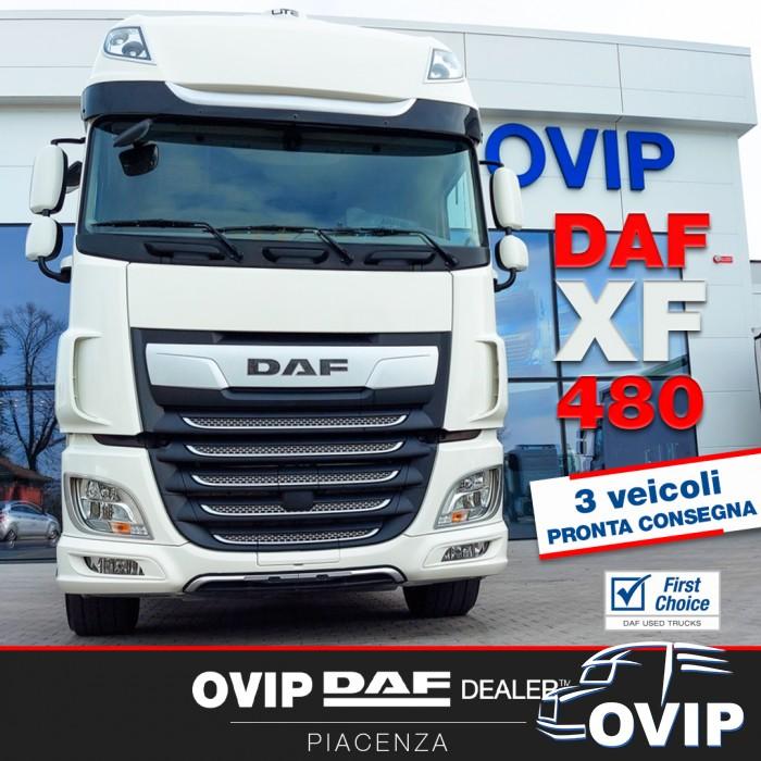 DAF XF 480 Super Space Cab