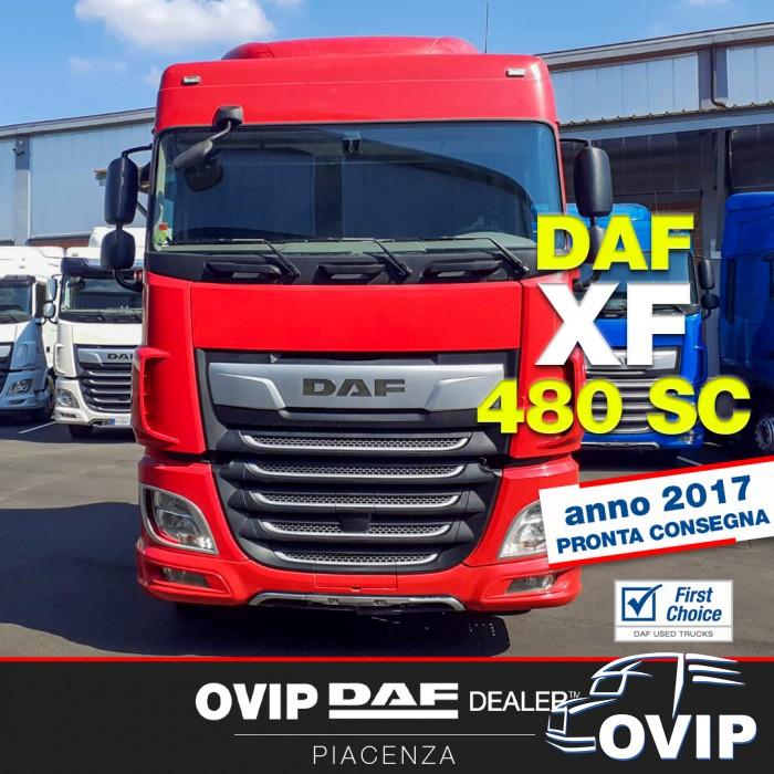 DAF DAF XF 480 SC